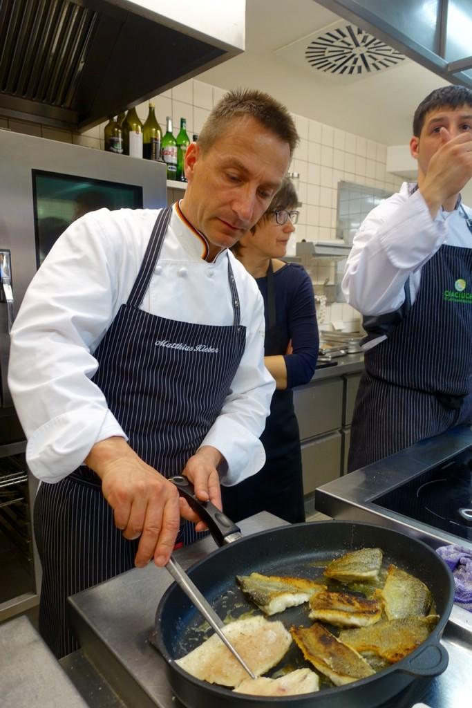Kochen mit Matthias Kleber - im Resort Mark Brandenburg