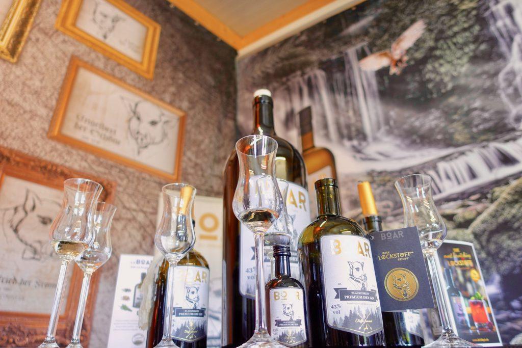 Zu Besuch bei BOAR Gin im Schwarzwald