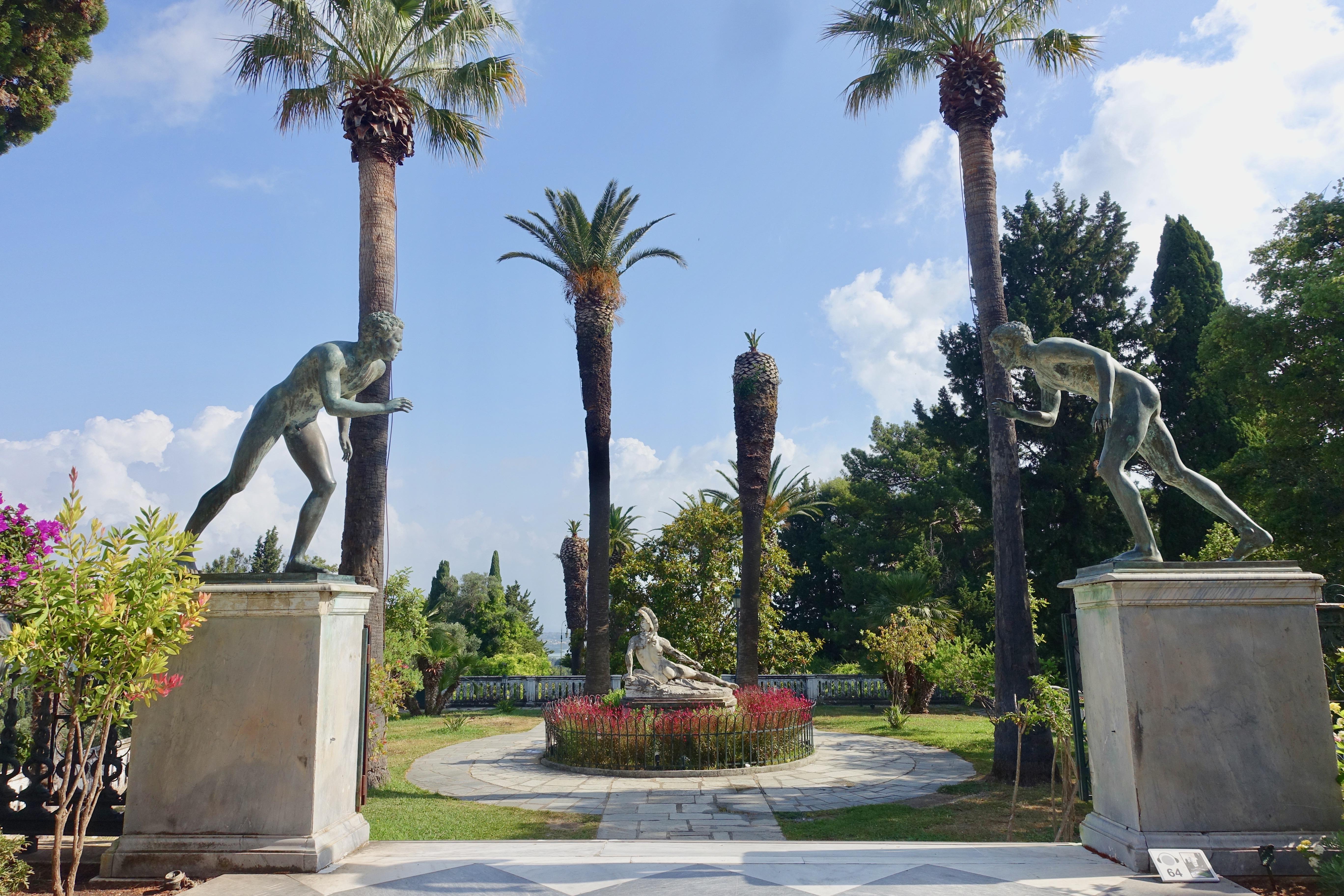 Achilleion Korfu