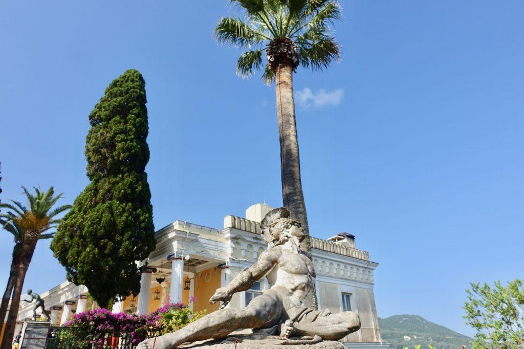 Sisi Villa Korfu - Achillis