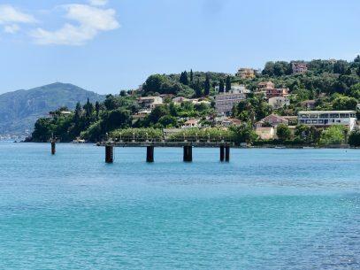 Lust auf einen Stadtbummel durch Korfu?