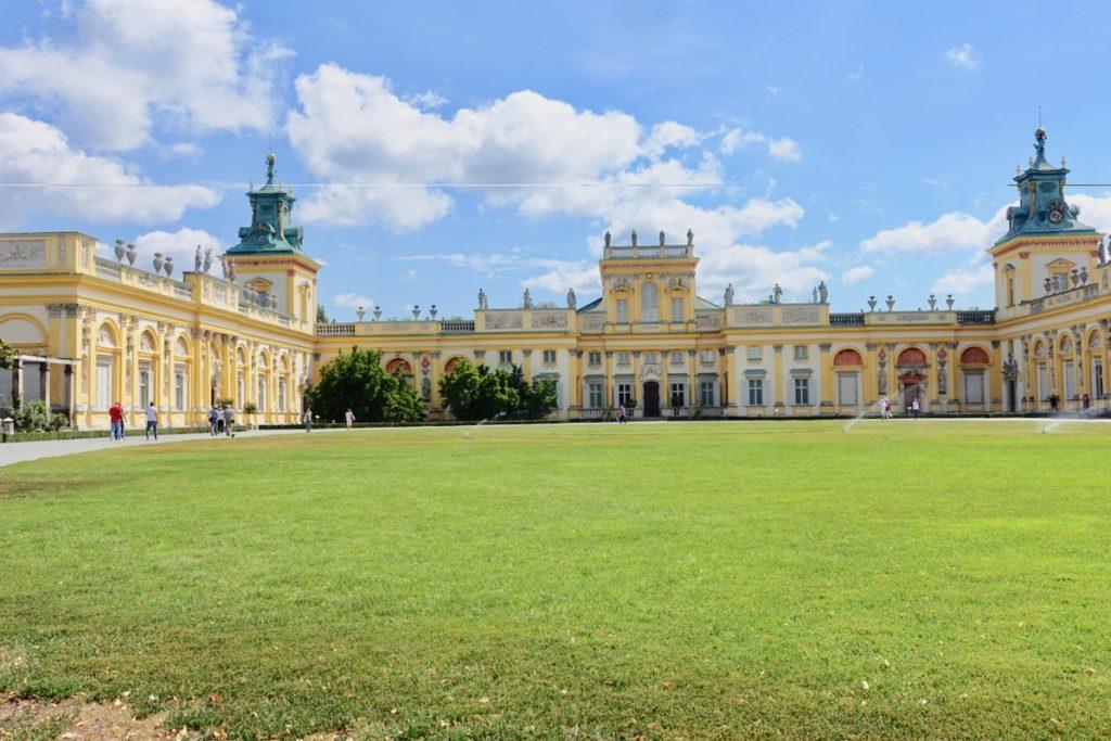 Warschau Reisetipps: Palast von Wilanów