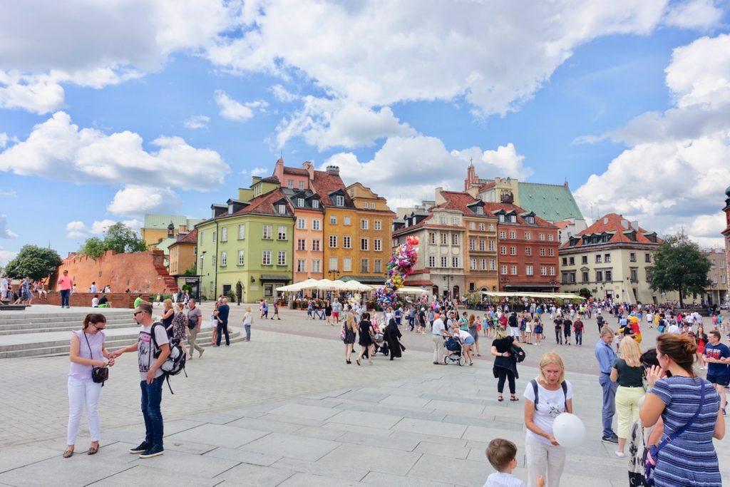 Warschau Reisetipps Altstadt