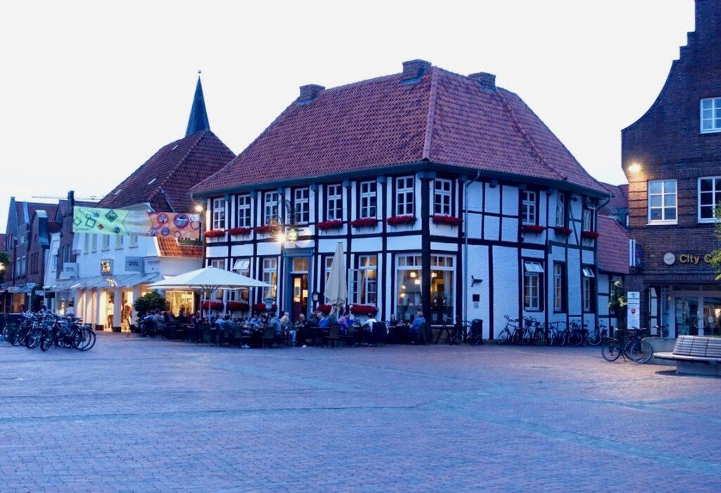 Stadte im Emsland Lingen