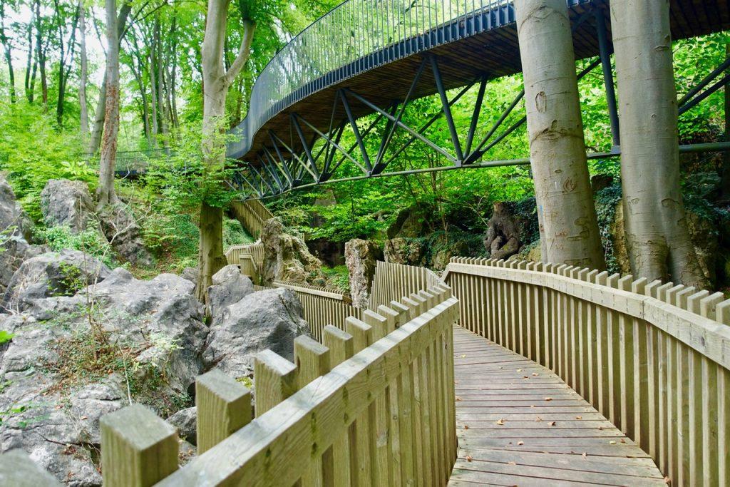 Wanderwege durch das Felsenmeer Hemer