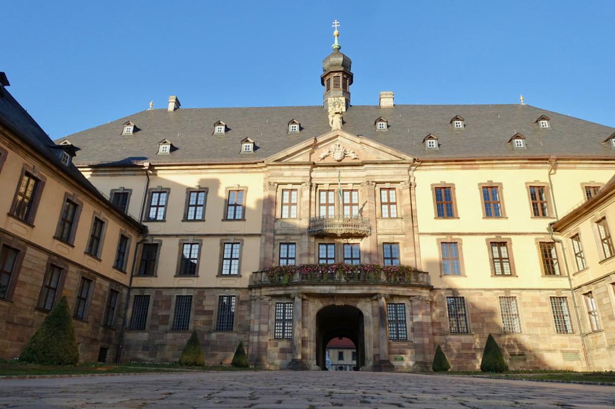 Wochenende in Fulda – Stadtschloss Fulda