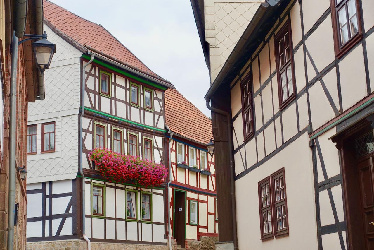 Harz Staedte: Stolberg