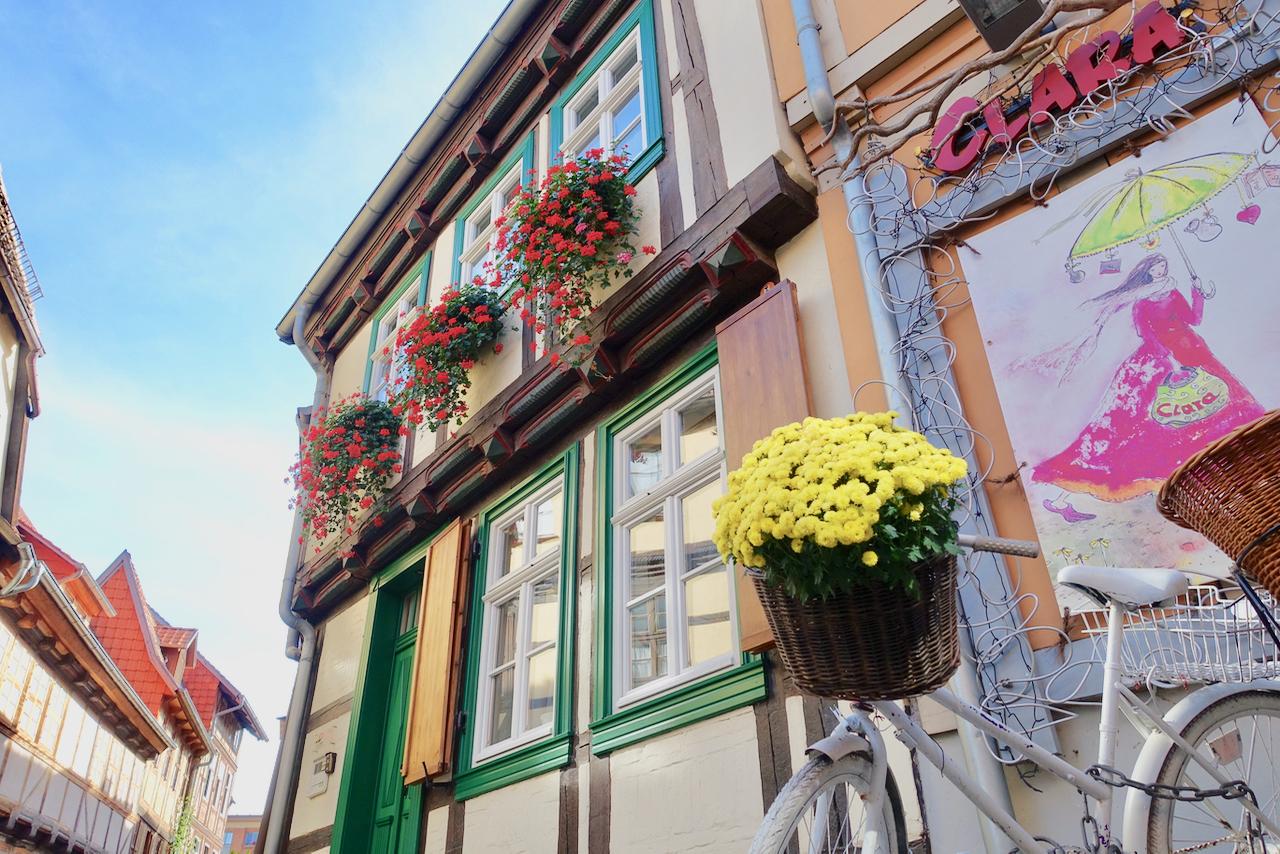 Harz Urlaub Quedlinburg