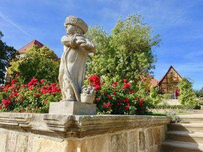 historische Staedte im Harz Quedlinburg