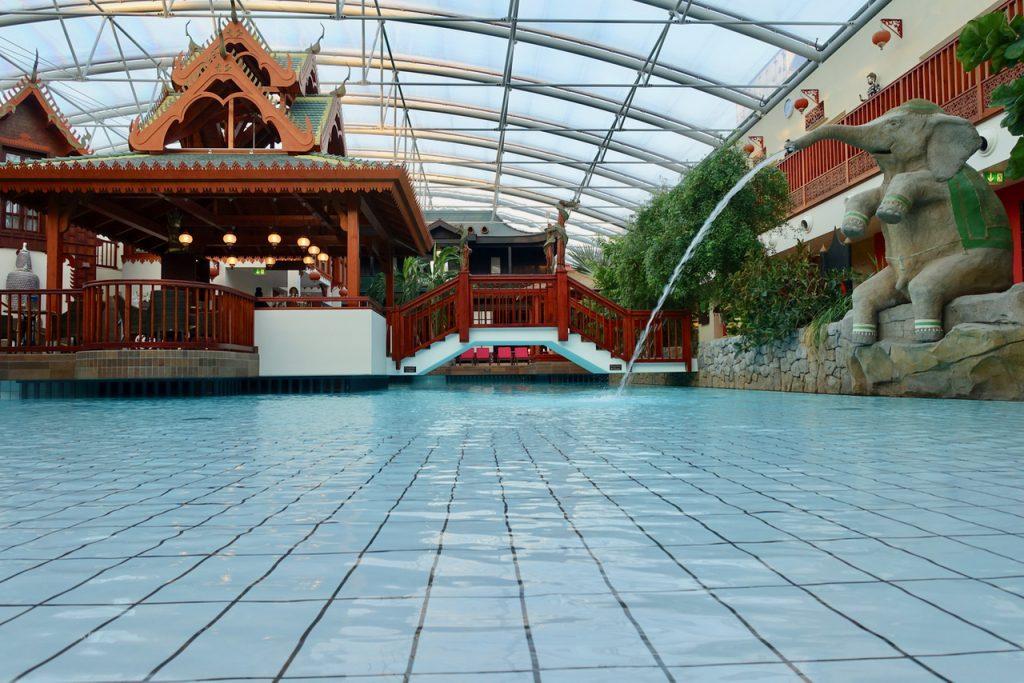 Spa Camp 2018 in der Sieben Welten Therme Fulda