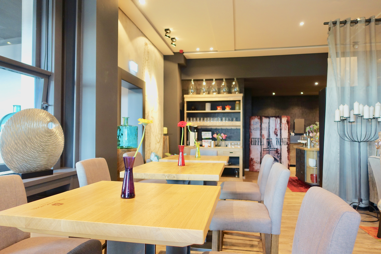 Hotelrundgang Fine Lounge Hotel Rheingau