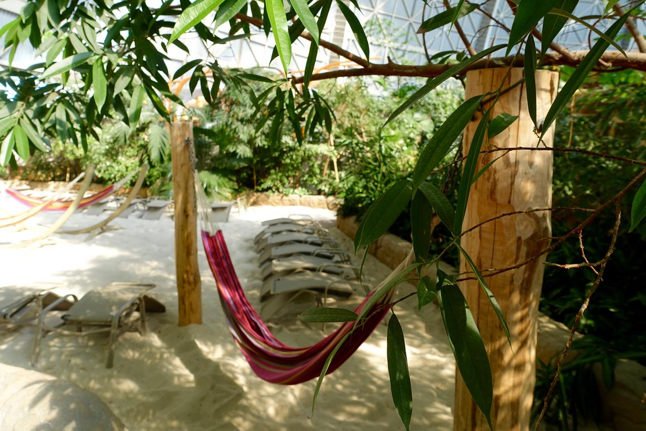 Tropical Island Tagung – kreative Ecken