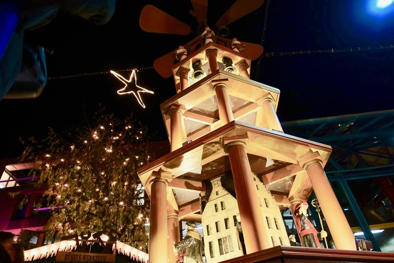 St. Aegidii-Weihnachtsmarkt Muenster