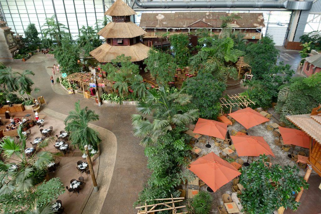 Tropical Islands - Willkommen in einer anderen Welt