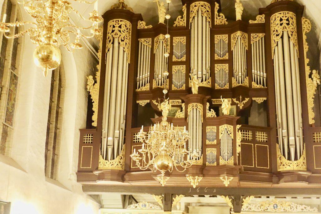 Stade St. Cosmae Kirche Schnitger Orgel