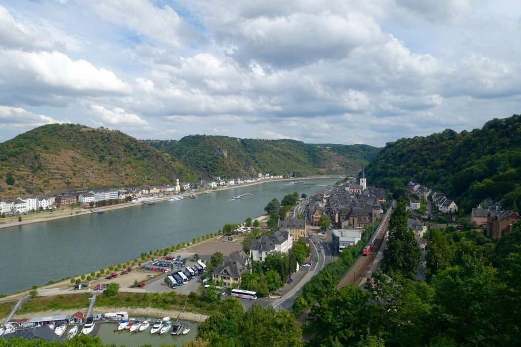 UNESCO Welterbe Loreley