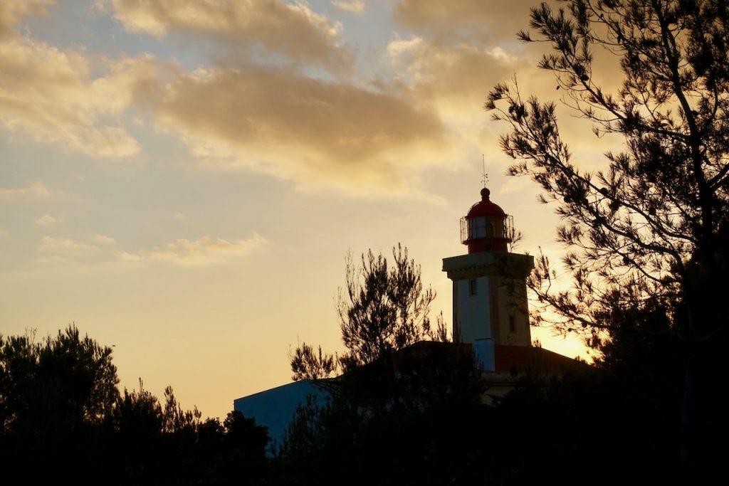 Algarve Farol de Alfanzina