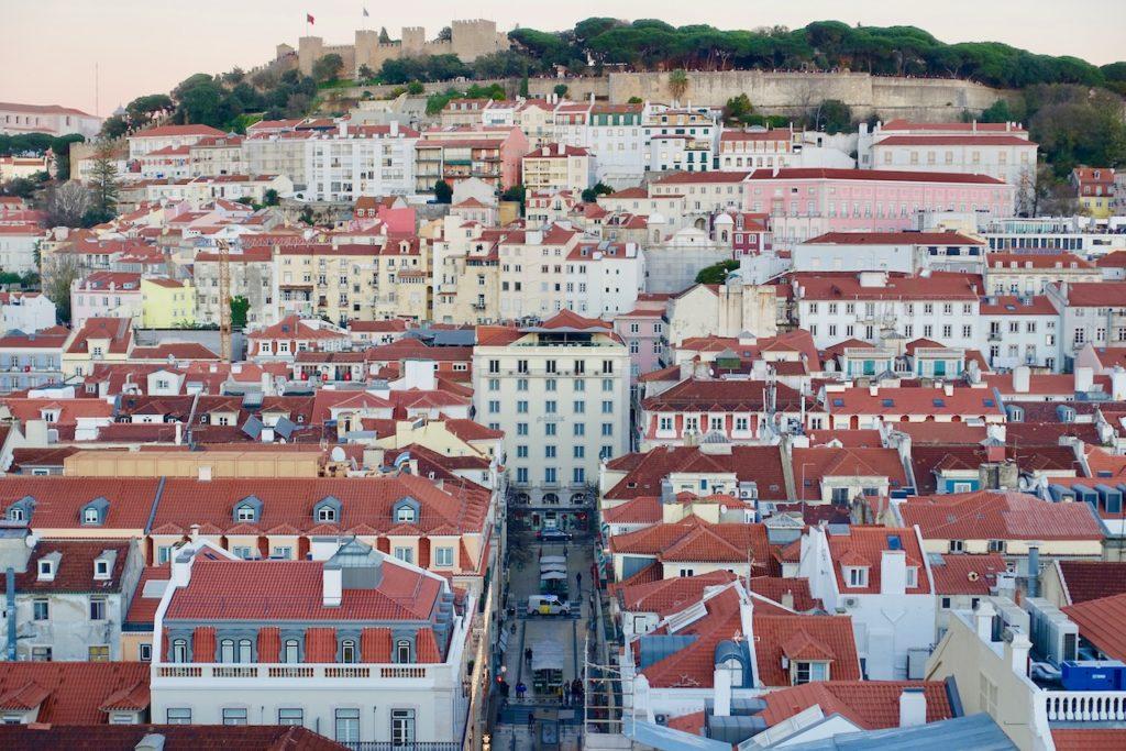 Lissabon Tipp: Elevador