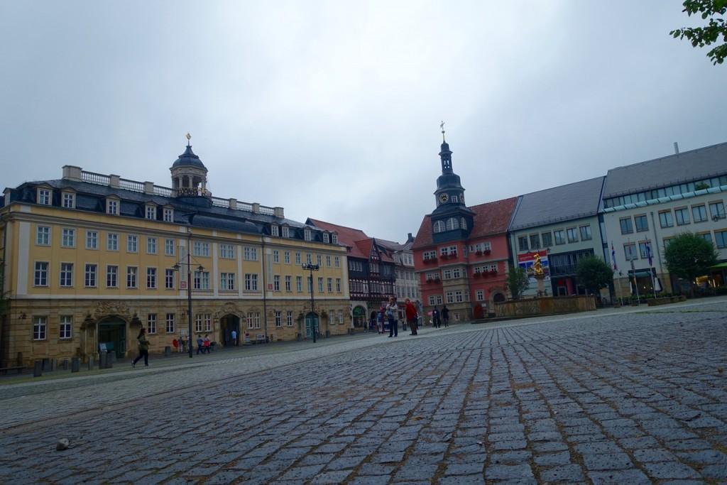 Eisenach in Thüringen - die Lutherstadt und Bachstadt - mit Wartburg u.v.m.