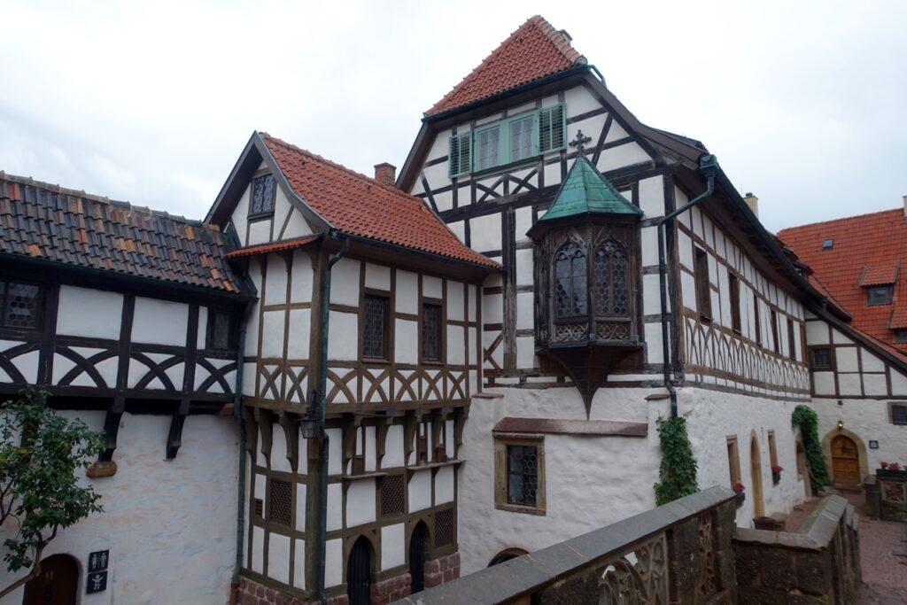 Fachwerkhaus Eisenach