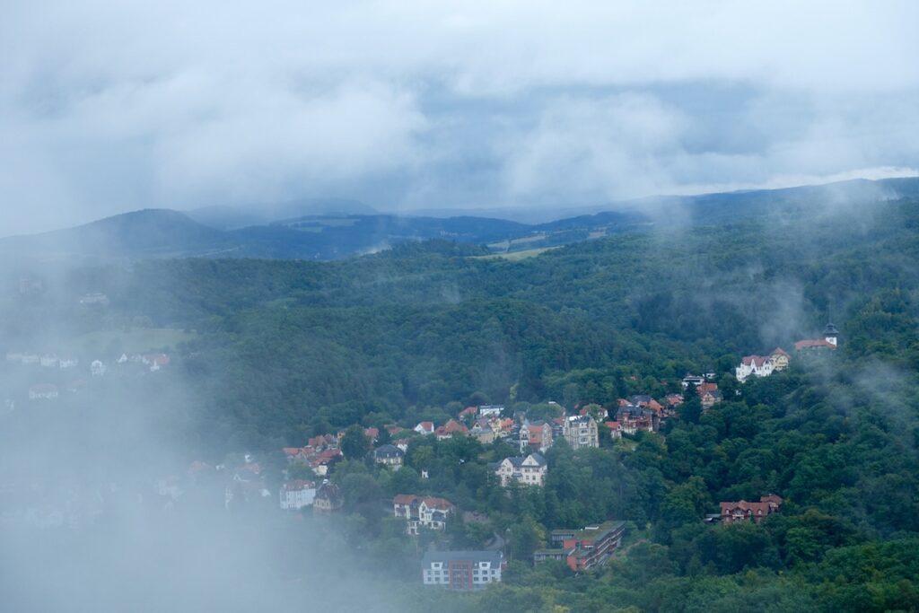 Eisenach Blick
