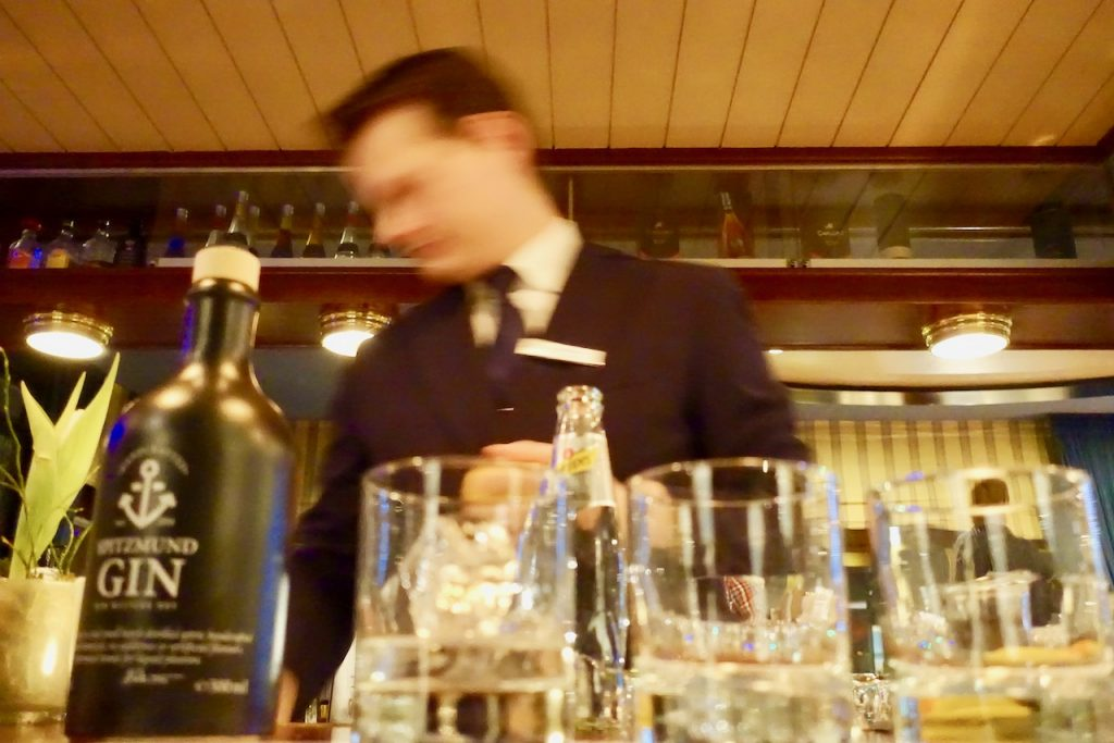 Windjammer Bar Maritim Seehotel Ostsee