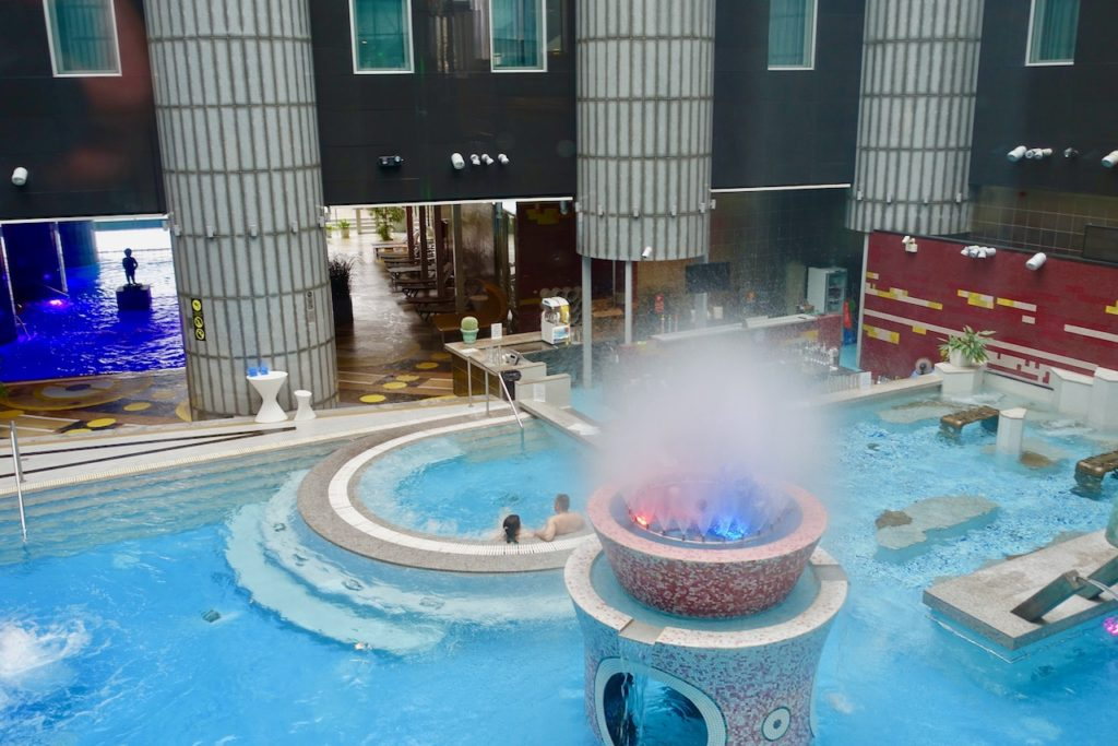 Aqua Spa Tallink Spa & Conference Hotel Tallinn
