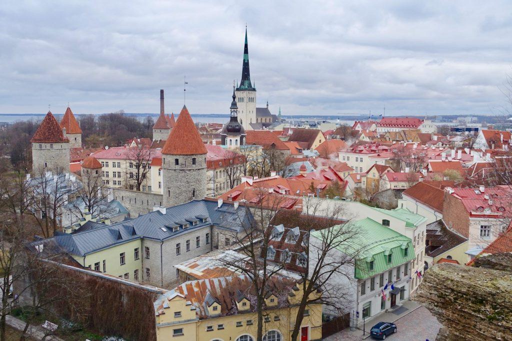 Tallinn Reisebericht