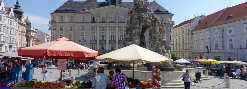 Reiseziele Tschechien Bruenn