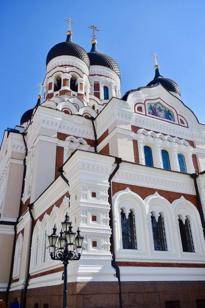 Tallinn Reise: Alexander-Newski-Kathedrale