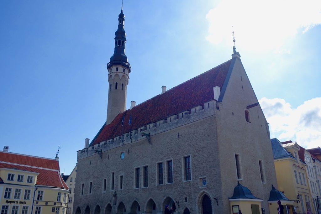 Tallinn Reisebericht: Rathaus Tallinn
