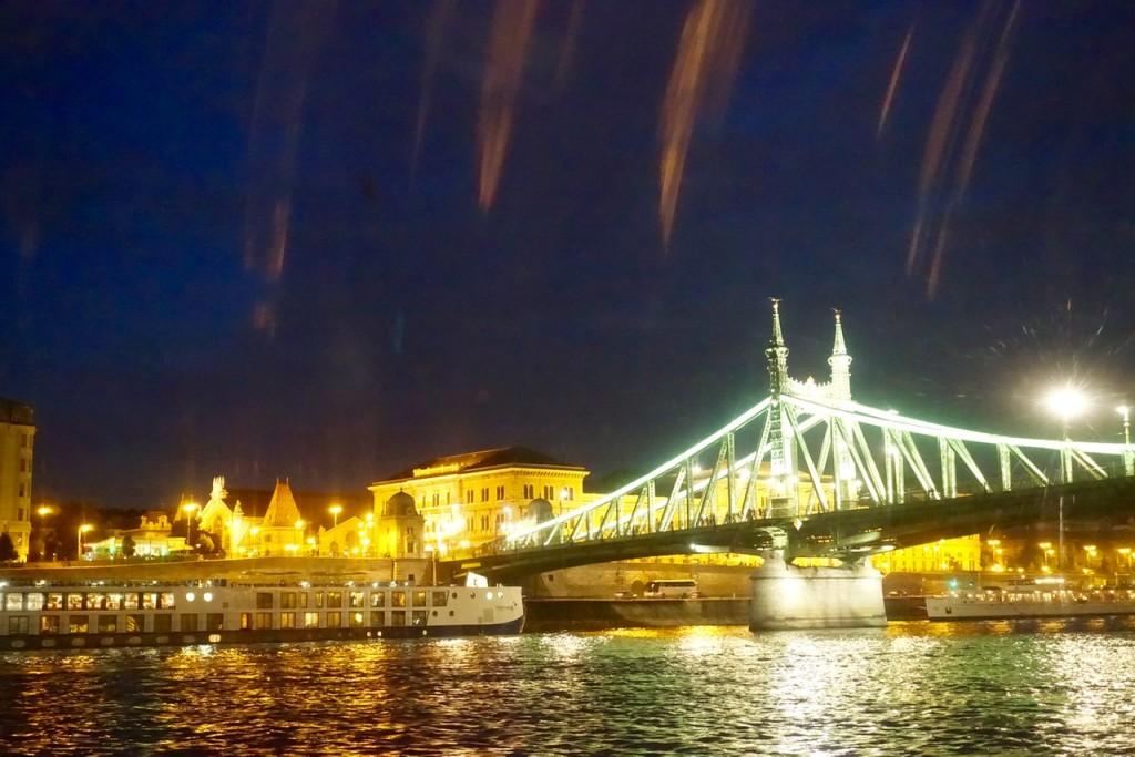 Wunderschön - Budapest bei Nacht