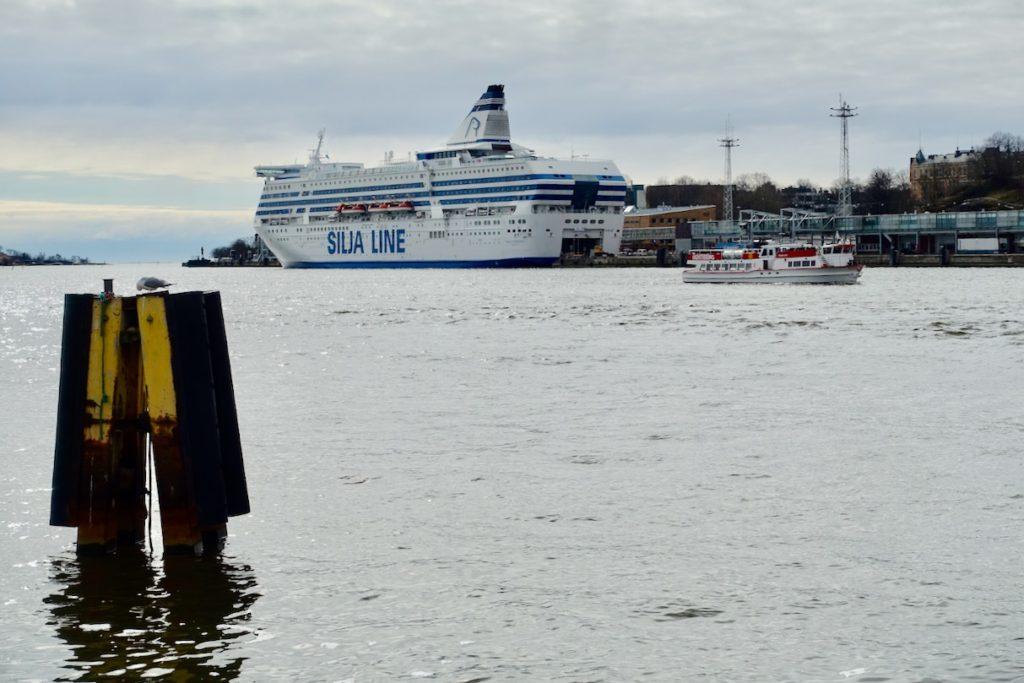 Helsinki Minikreuzfahrt mit Tallink Silja