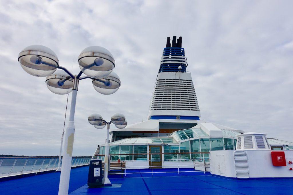 Tallink Silja ab Helsinki nach Stockholm