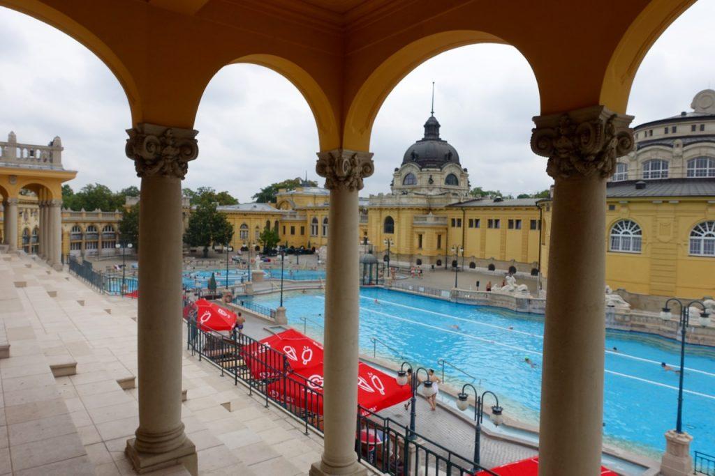 Szecheny Bad Budapest