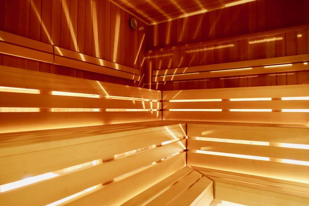 DJH Resort Sauna