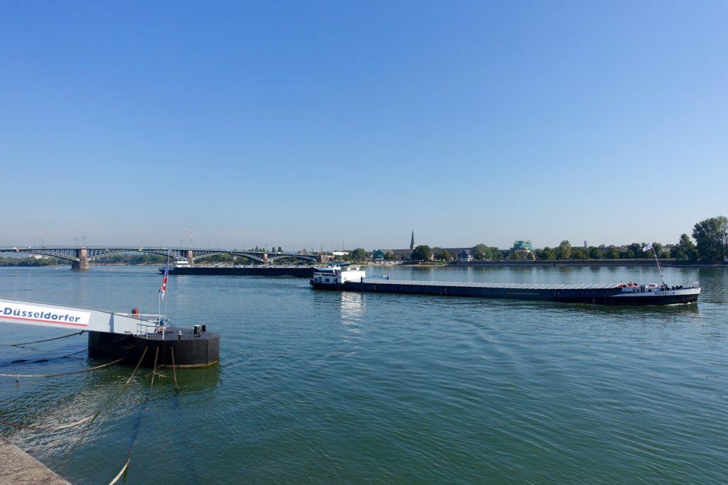 Mainz Ausflugsziele Rhein