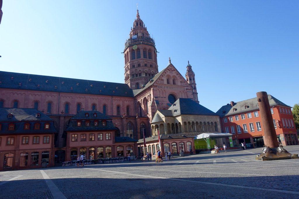 Sehenswuerdigkeiten in Mainz Dom