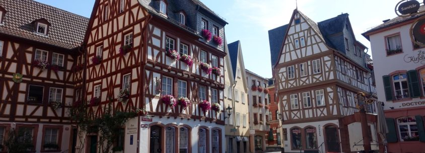 1 Tag in Mainz: Sehenswürdigkeiten & Sommermärchen