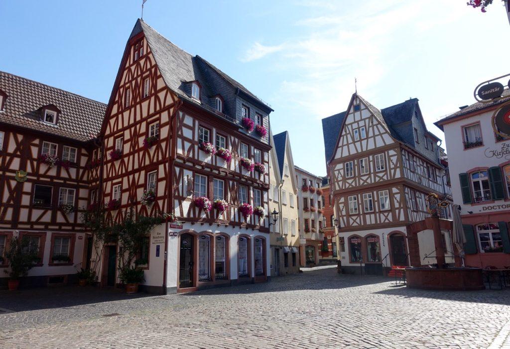Romantic Cities Mainz