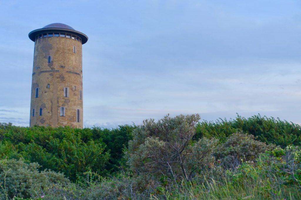Wasserturm Domburg Wahrzeichen