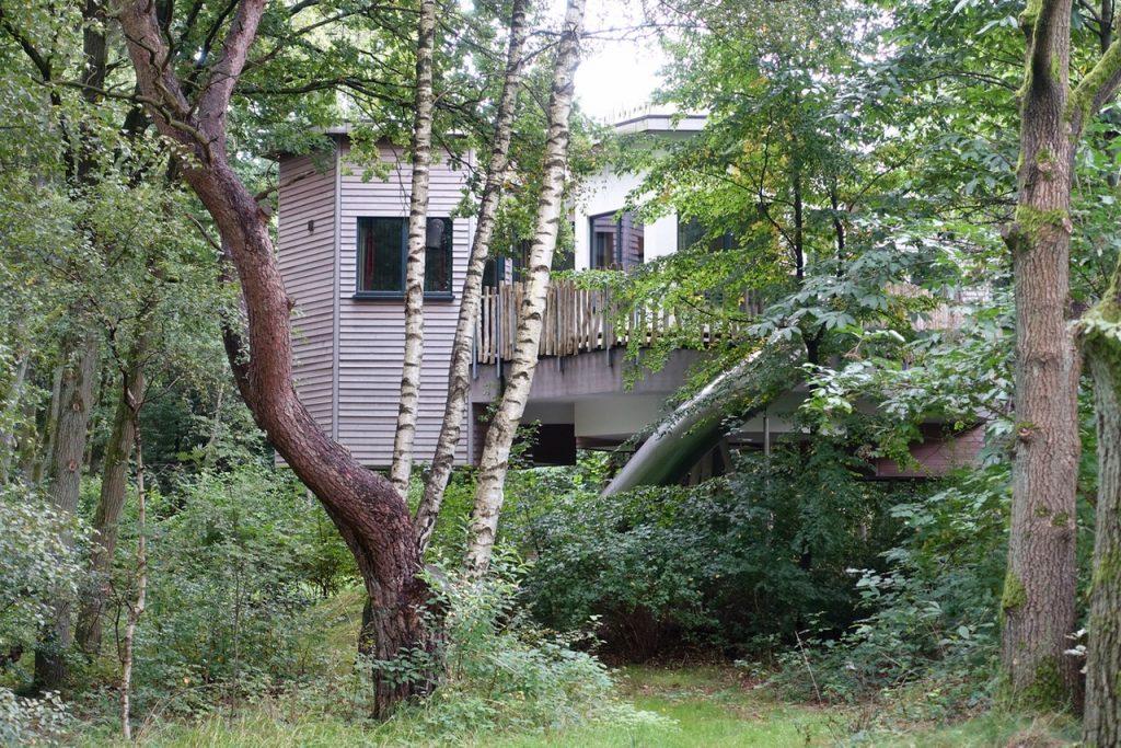 Baumhaus im Center Parcs Bispinger Heide