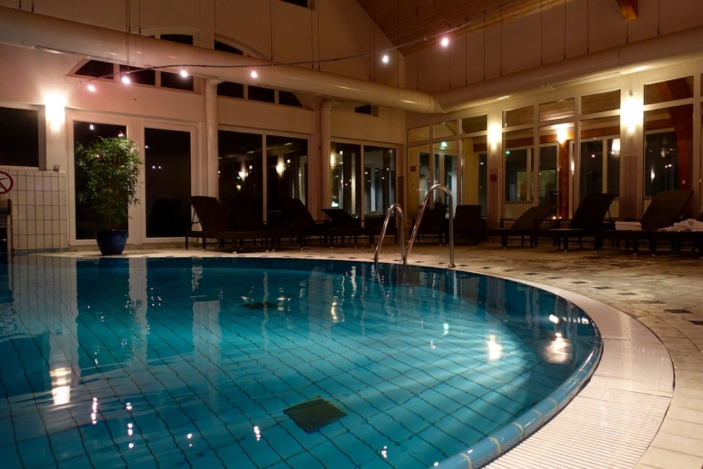 Lindner Hotel & Spa Rügen - Blick ins Schwimmbad