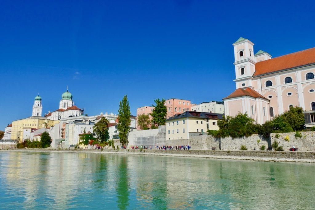 Schifffahrt Passau