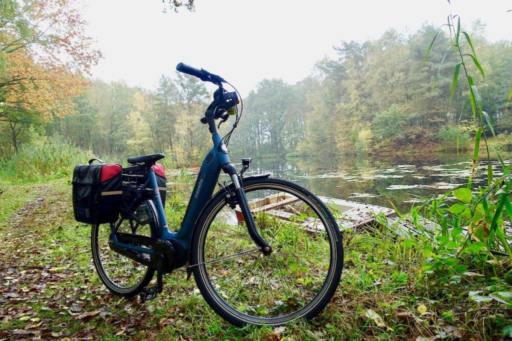 Slow Traveling mit dem Fahrrad
