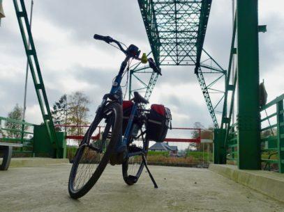 Mit dem E-Bike über den Osteradweg