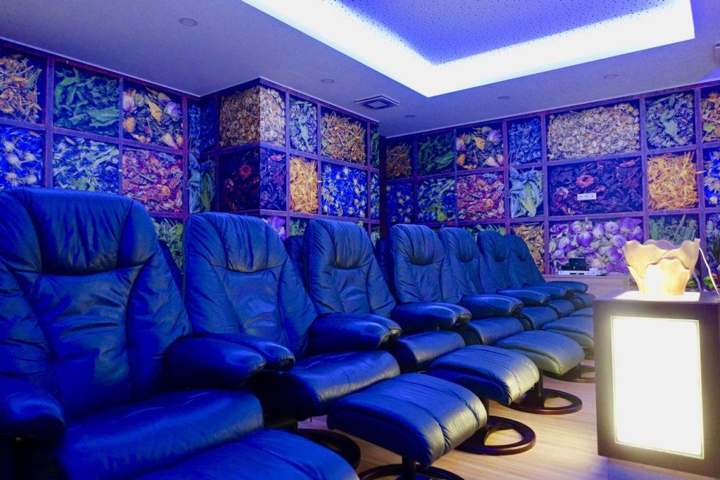 Raum Aromatherapie