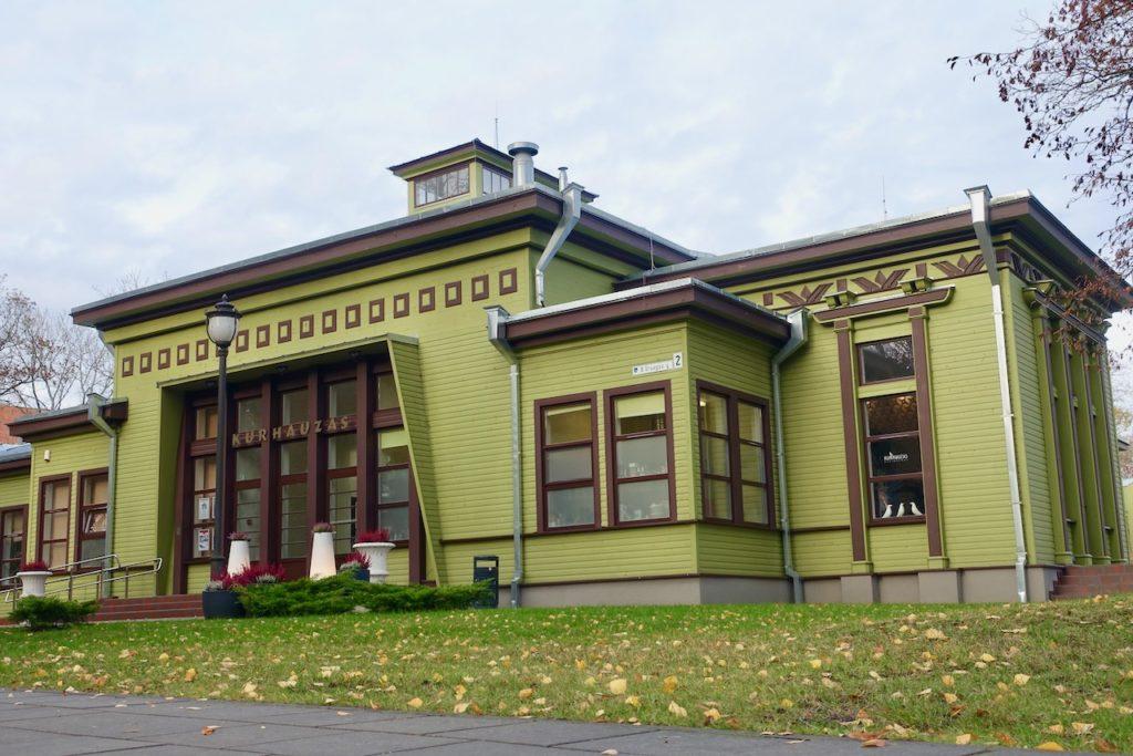 Kurhaus Birstonas