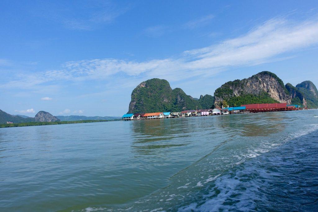 Thailand-Reise