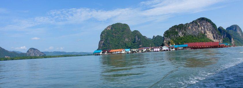 Thailand 2015 - Fernreiseziel, antizyklisch bereits, Gabelflug genutzt
